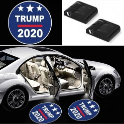 Aahs Donald Trump Decals Car Stickers Funny Left Window Peel Off Political